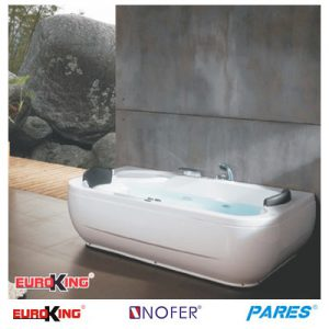 Bồn tắm Massage Euroking-Nofer EU-6140