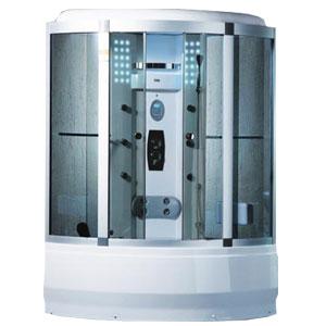 Phòng xông hơi Nofer VS - 808P đế ngọc trai 1300*1300*2150