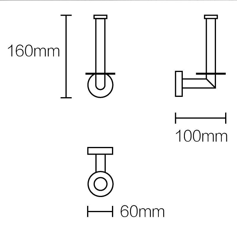 Lô giấy vệ sinh Aqualem GJ0805