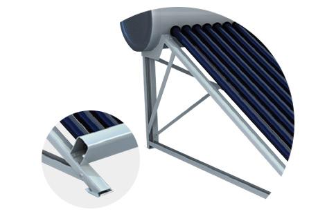 Bình năng lượng mặt trời ferroli dạng tấm 8
