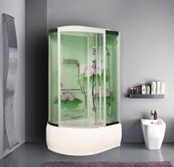 Cabin tắm cao cấp massage GM-1135 D1000*R1000*C2150 1