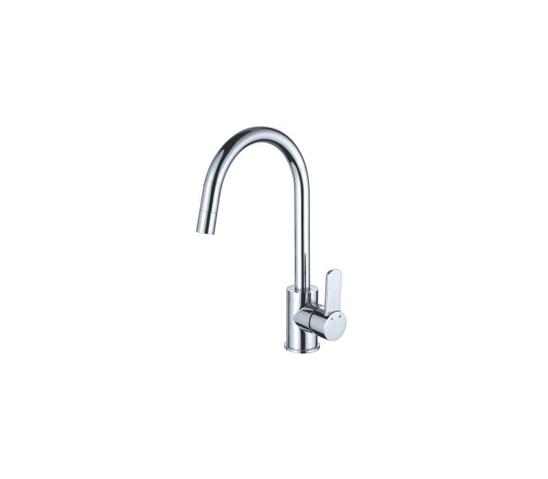 Vòi rửa bát nóng lạnh Malloca K119T1