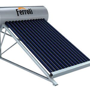 Bình năng lượng mặt trời Ferroli dạng ống nhập khẩu