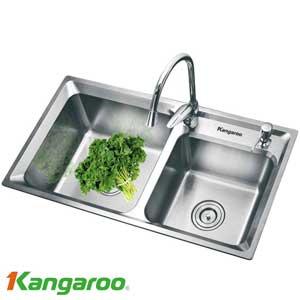 Chậu rửa bát Kangaroo KG7742