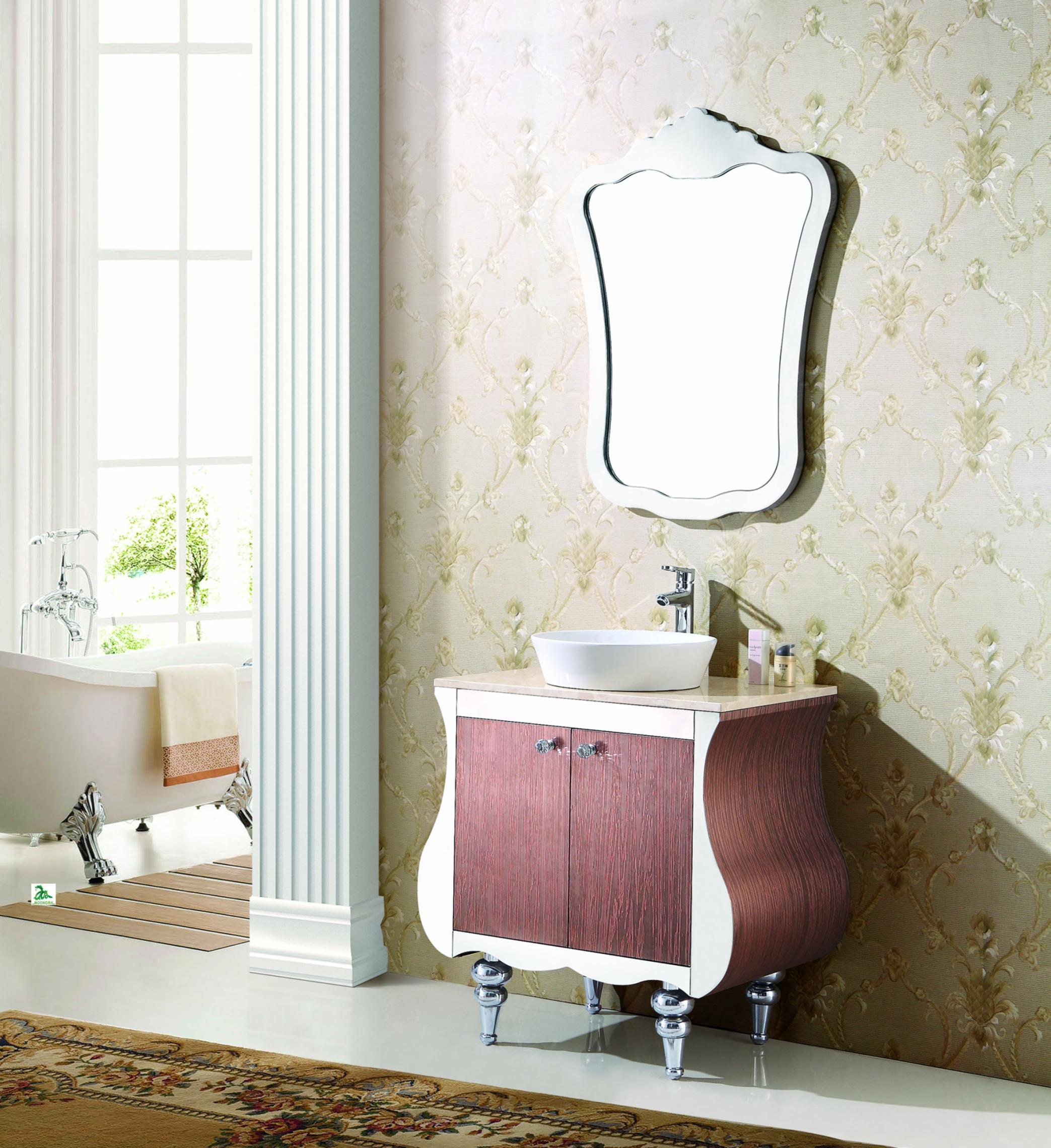 Bộ tủ chậu lavabo phòng tắm SUS304 MN-8805 2