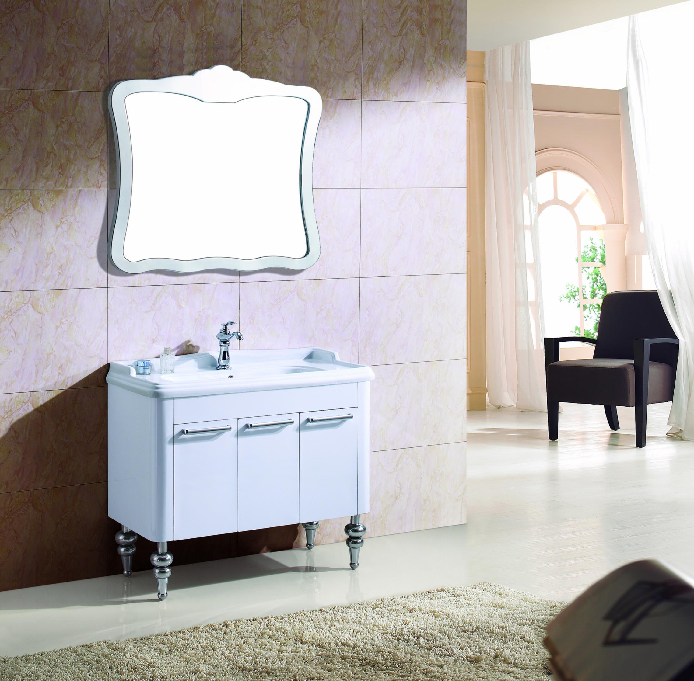 Bộ tủ chậu lavabo phòng tắm SUS304 MN-8806 2