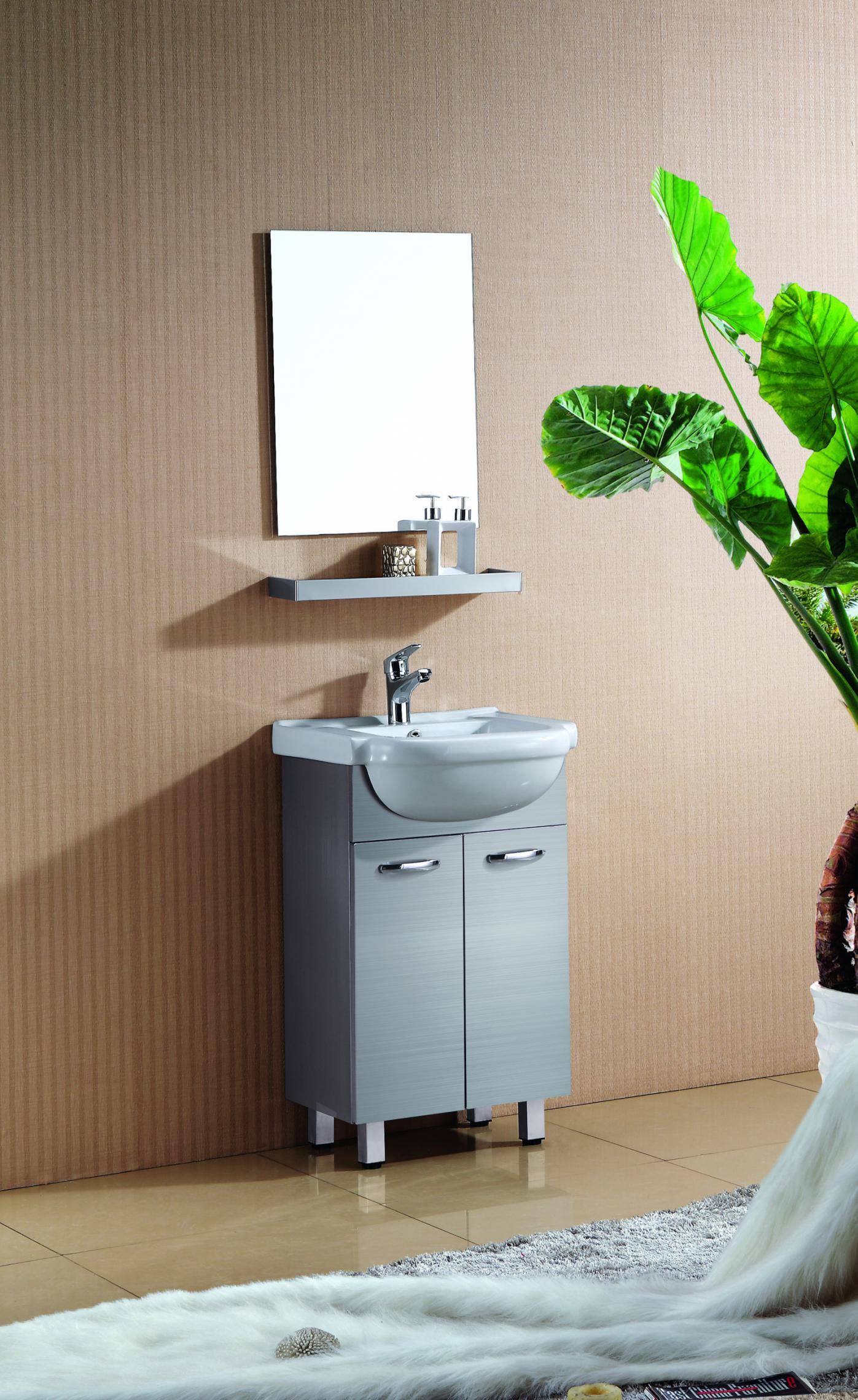 Bộ tủ chậu lavabo phòng tắm SUS304 MN-8815 2
