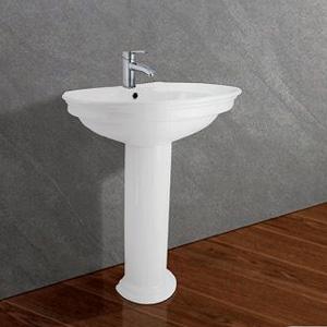 Chậu + chân rửa lavabo Viglacera VTL4