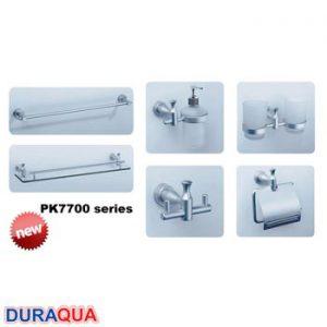 Bộ phụ kiện phòng tắm 6 món Duraqua PK7700