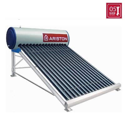 Giàn năng lượng Ariston Eco 1812 Mái bằng (12 ống Ø58 – 150L) 2