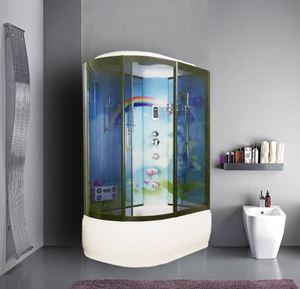 Cabin tắm cao cấp Massage GM-1935 D1200*R800*C2150 1