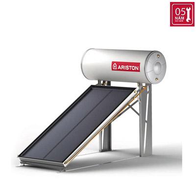 Máy nước nóng năng lượng mặt trời Ariston tấm phẳng đơn 200L mái nghiêng 2