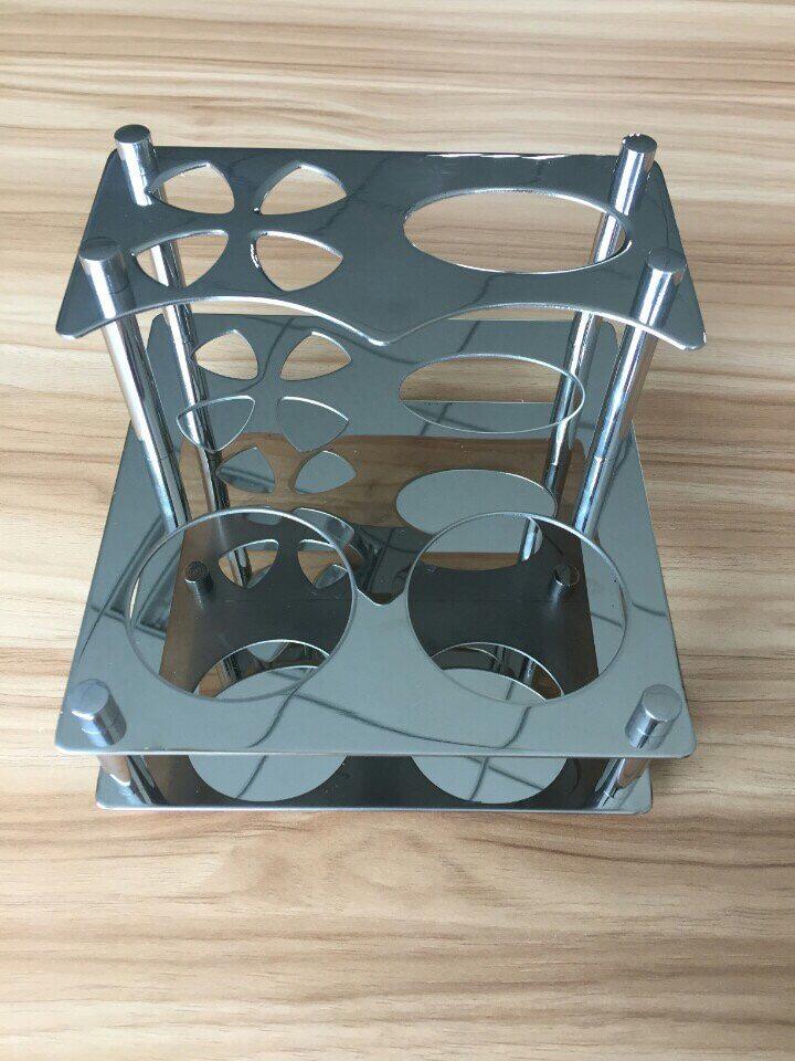 Kệ bàn chải đánh răng đặt bàn inox 304 Geler 200A2 1