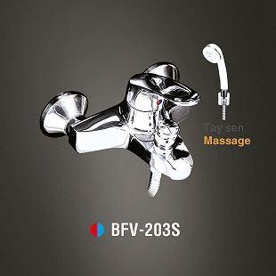 Vòi sen tắm nóng lạnh INAX BFV-203S 1
