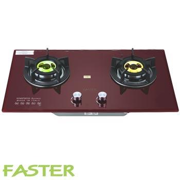 Bếp gas âm kính Faster FS-217R 1