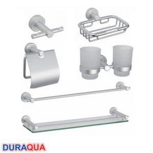 Bộ phụ kiện phòng tắm 6 món Duraqua PK6900D