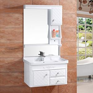 Bộ tủ chậu PVC Dada DA-2358-1 (80*48cm)