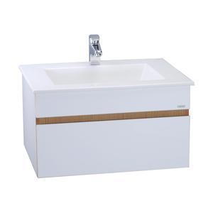 Bộ tủ chậu PVC CAESAR LF5030+EH665V