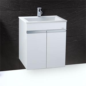 Bộ tủ chậu PVC CAESAR LF5017+EH153V