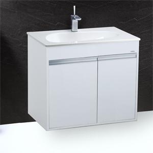 Bộ tủ chậu PVC CAESAR LF5024+EH060V