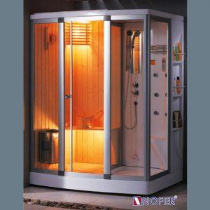 Phòng xông hơi Nofer SN - 601R xông hơi khô,ướt 1700*12000*2150