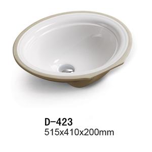 Chậu rửa âm bàn MOONOAH MN-D423