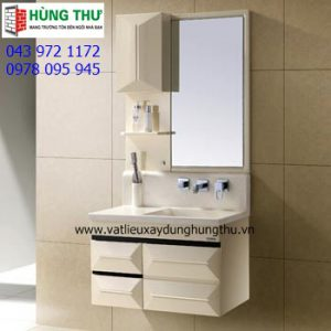 Bộ tủ chậu cao cấp FaSheng 607