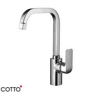 Vòi rửa bát nóng lạnh chậu COTTO CT-2150A
