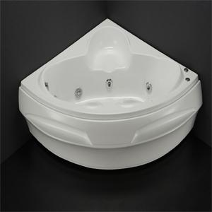 Bồn tắm góc Massage Caesar MT5132A
