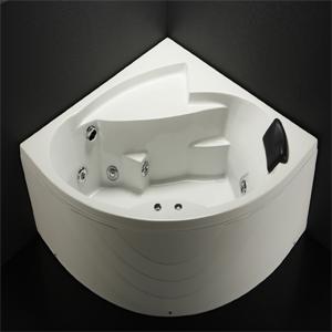 Bồn tắm góc xây massage Caesar MT5140A