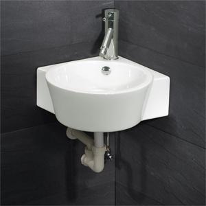 Chậu rửa lavabo góc Caesar LF5238