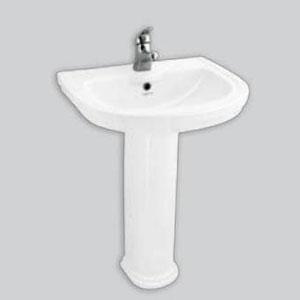 Chậu + chân rửa lavabo Viglacera VI3