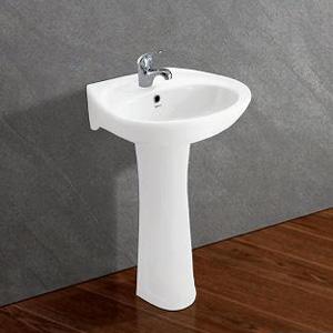 Chậu + chân rửa lavabo Viglacera VTL2