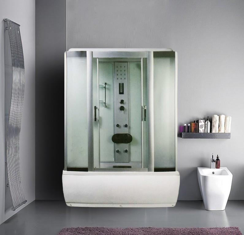 Cabin tắm cao cấp Massage GM-666 D1200*R850*C2150 mm 1