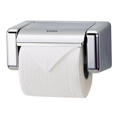 Lô giấy vệ sinh nhựa mạ Crom TOTO DS708PAS