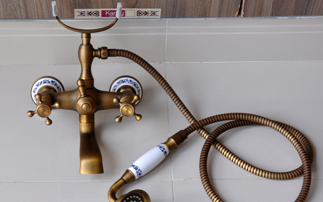 Sen tắm đồng nóng lạnh KANLY GC-S03 3