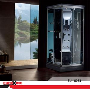 Phòng xông hơi Euroking EU - 8033