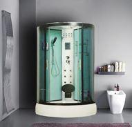 Cabin tắm cao cấp massage GM-811 D1000*R1000*C2150 1