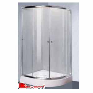 Cabin tắm Vách kính Govern JS - 8120A (900*900*1980)