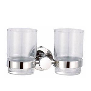 Kệ cốc đôi inox 304 Geler 8911-2