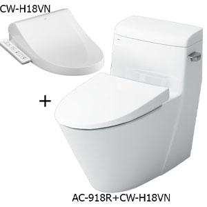 Bồn cầu nắp rửa điện tử Inax AC-918R+CW-CW-H18VN