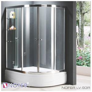 Phòng tắm vắt Khính Nofer LV - 93 (1200*900*1700)