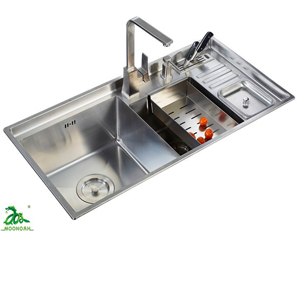Chậu rửa bát SUS 304 MOONOAH MN-9648