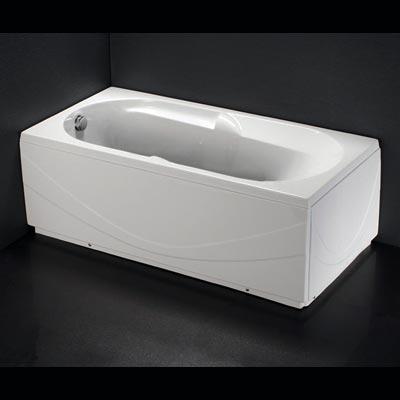 Bồn tắm nằm có chân có yếm Caesar AT0270L(R)