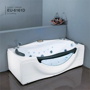 Bồn tắm Massage Euroking-Nofer EU-6161D
