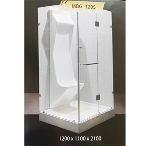 Cabin vách tắm kính FANTINY MBG -120S