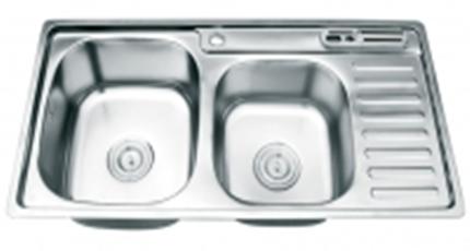 Chậu rửa bát PICENZA INOX PZ9-9245B 1