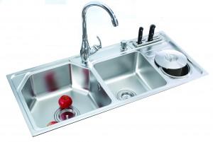 Chậu rửa bát Romal RS – 1047 1