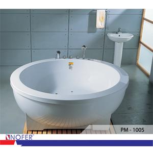 Bồn tắm Massage EuroKing-Nofer PM-1005