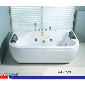Bồn tắm Massage EuroKing-Nofer PM-1003